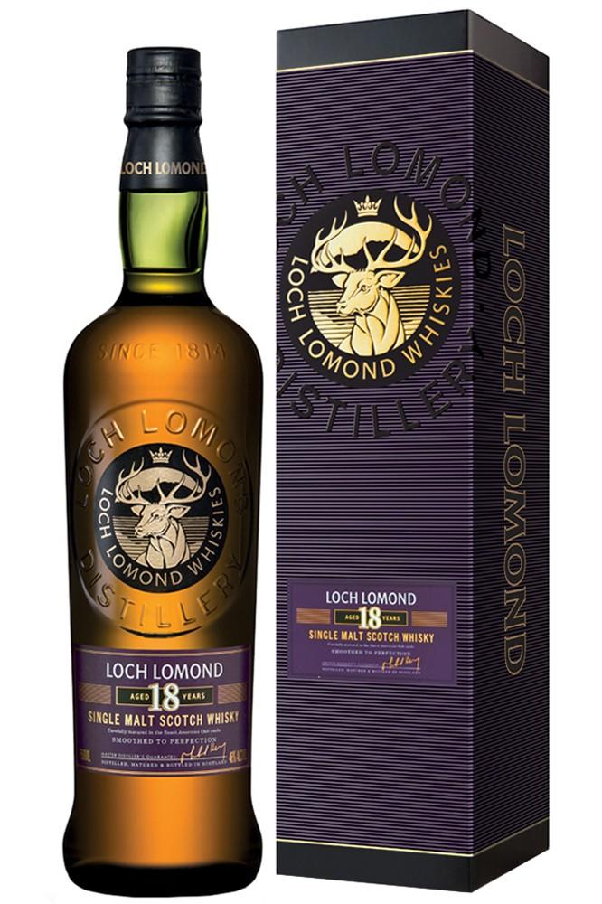 Loch Lomond 18 Jahre - New Edition