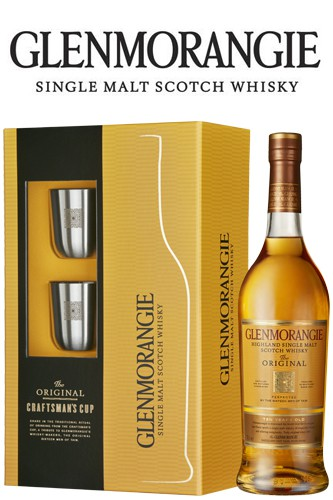 Glenmorangie The Craftsman´s Cup Geschenkset