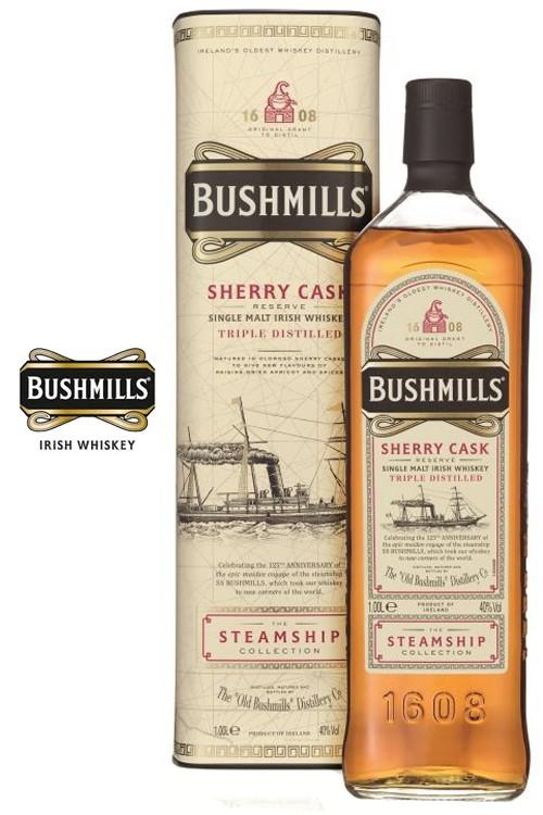 Bushmills Steamship - Sherry Cask