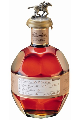 Blanton´s Straigth from the Barrel 62,8%
