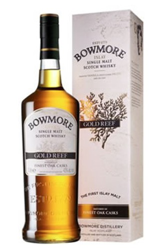 Bowmore_Gold_Reef-Singel_Malt_Whisky