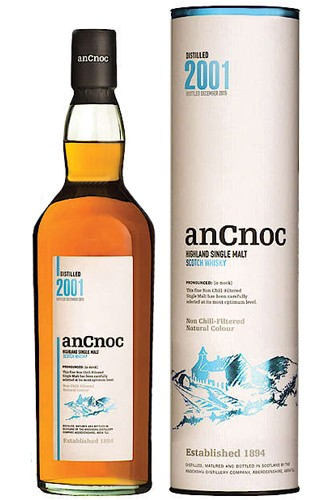 anCnoc Vintage 2001 Whisky