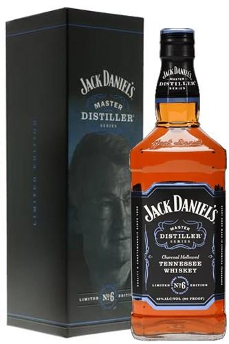 Jack Daniels Master Distiller No. 6