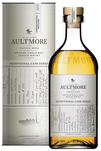 Aultmore 17 Jahre Single Cask - 53,7% Vol.