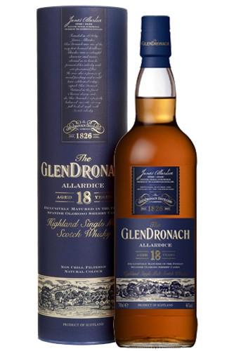 Glendronach 18 Jahre Allardice
